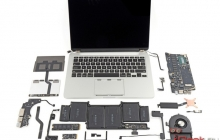 Специалисты iFixit признали Apple MacBook Pro Retina непригодным к ремонту
