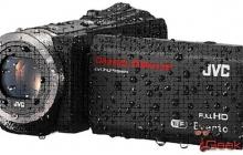 JVC запустила новую линейку всепогодных камер Everio