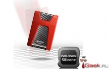 ADATA представила переносной жесткий диск DashDrive Durable HD650