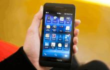 Пользователи BlackBerry 10 получат первый апдейт
