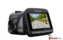 Новый видеорегистратор KENWOOD KCA-DR300 с GPS-приемником