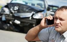 В Казани таксист попал в ДТП из-за смартфона