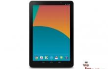 Google Nexus 10 представят на CES 2014