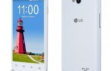 LG представила бюджетный смартфон L65