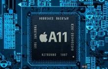 Процессор 10-нм Apple A11, начнут производить с 2017 года