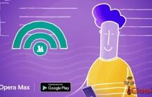 Opera Max защитит данные пользователей в публичных Wi-Fi сетях