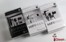 Новые наушники HiFIMAN RE-300i, RE-300a, RE-300h