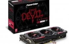 Состоялся релиз карты PowerColor Red Devil Radeon RX 480
