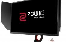 Zowie XL2540 – новый монитор для геймеров от BenQ