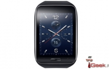 Samsung представил умные часы Samsung Gear S