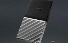 Western Digital представила первый переносной SSD