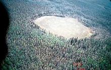 Российский ученый заявил об обнаружении осколков Тунгусского метеорита