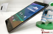 В Китае выпустили самый тонкий смартфон в мире Oppo R3
