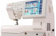 Как выбрать швейную машину — советы по выбору