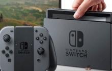 Nintendo показала новую приставку Switch