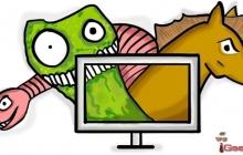 Украинские компьютеры поражает новый вид трояна