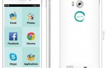 Ирландский Android-смартфон Zilta