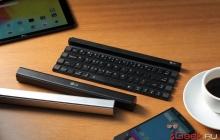 LG представила полноразмерную карманную клавиатуру