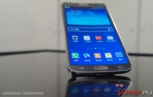 Samsung представила изогнутый смартфон Galaxy Round
