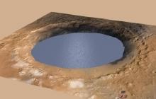 NASA: Curiosity нашел на Марсе следы древнего озера