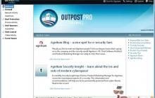 Компания Agnitum выпустила антивирус Outpost 9