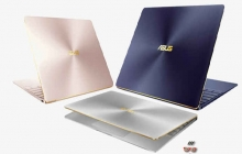 Asus ZenBook 3 «слизали» с MacBook