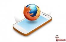 Стали известны технические характеристики Firefox OS-планшета