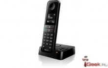 Стильные беспроводные телефоны от Philips D4501B/51 и D4551B/51