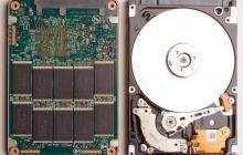 Что выбрать, SSD или HDD?