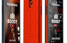Музыкальный смартфон Highscreen Boost 3 SE будет иметь аккумулятор на 6900 мАч
