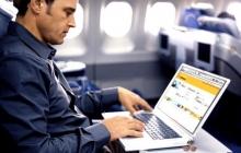 В российских самолетах появится высокоскоростной интернет