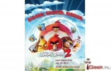 Rovio анонсировала Angry Birds