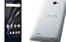 Бренд VAIO представил смартфон Phone A