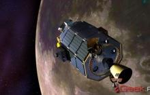 Лунный телескоп LADEE приступил к сбору научной информации