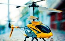 Одноосный домашний вертолет: проба пера