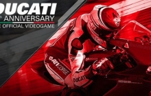 Ducati презентовала новую видеоигру 90th Anniversary The Official Videogame