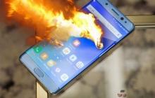 Обновленный Galaxy Note 7 греется и быстро разряжается