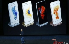 В России стартовали продажи iPhone 6s и iPhone 6s Plus