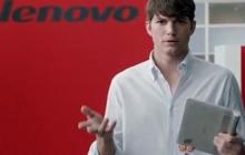 Эштон Катчер принят на работу в Lenovo