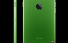 Apple представила зеленые iPhone