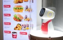 Baidu и KFC представили «умный ресторан»