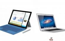 Microsoft заплатит 650$ за обмен MacBook Pro на Surface