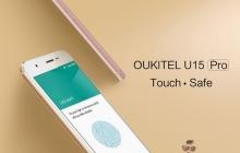 Анонсирован недорогой фаблет Oukitel U15 Pro