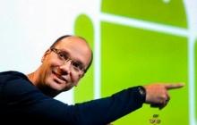 Создатель Android займется выпуском смартфонов