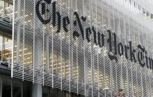 В Twitter NYT сообщили о ракетном ударе России по США