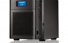 Начались продажи сетевого накопителя LenovoEMC px4-400d