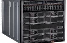 Краткий обзор популярных блейд-систем от IBM