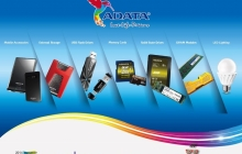 ADATA представит новинки на CES 2014
