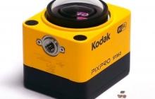 Экшн-камера Kodak PIXPRO SP360 снимает на 360 градусов