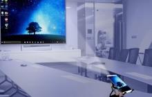 Akyumen Holofone — фаблет со встроенным проектором